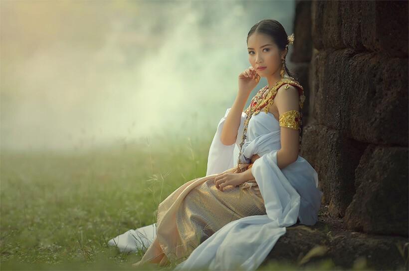 Of single women cambodia Cambodian Women
